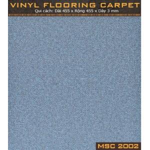 Sàn nhựa vân thảm MSC2002