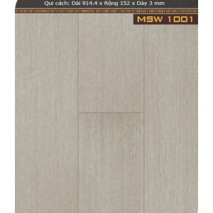 Sàn nhựa giả gỗ MSW1001