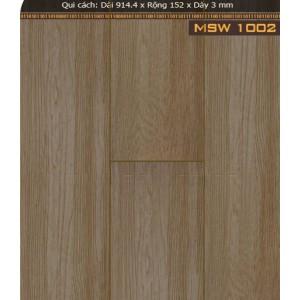 Sàn nhựa giả gỗ MSW1002