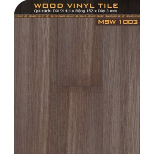 Sàn nhựa giả gỗ MSW1003