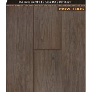 Sàn nhựa giả gỗ MSW1005