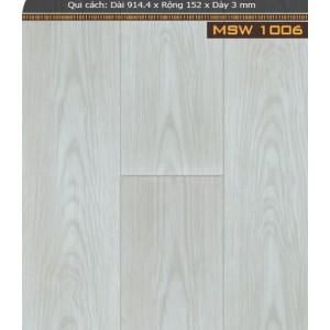 Sàn nhựa giả gỗ MSW1006