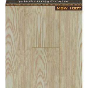 Sàn nhựa giả gỗ MSW1007