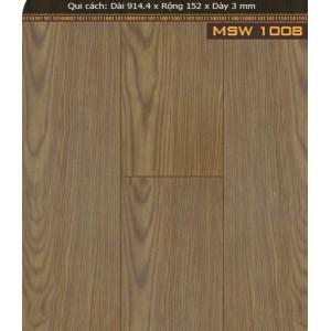 Sàn nhựa giả gỗ MSW1008