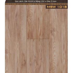 Sàn nhựa giả gỗ MSW1018