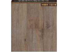 Sàn nhựa giả gỗ MSW1019