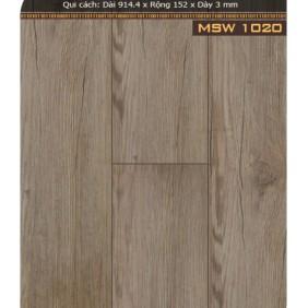 Sàn nhựa giả gỗ MSW1020