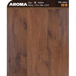 Sàn nhựa vân gỗ AROMA 03