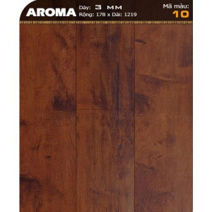 Sàn nhựa vân gỗ AROMA 10