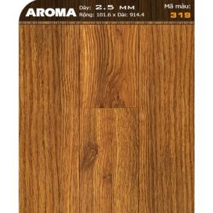 Sàn nhựa vân gỗ AROMA 319