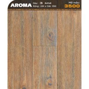 Sàn nhựa vân gỗ AROMA 3500