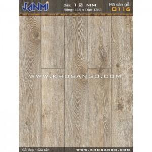 Sàn gỗ Janmi O116-12mm