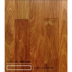 Sàn gỗ Căm Xe 600 mm