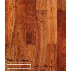 Sàn gỗ Giáng Hương 450 mm