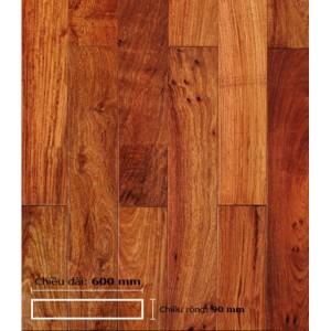 Sàn gỗ Giáng Hương 600 mm
