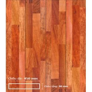 Sàn gỗ Giáng hương FJ3T 450 mm