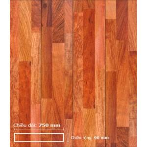 Sàn gỗ Giáng hương FJ3T 750 mm