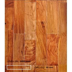 Sàn gỗ Gõ Đỏ 600 mm