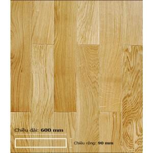 Sàn gỗ Sồi 600 mm