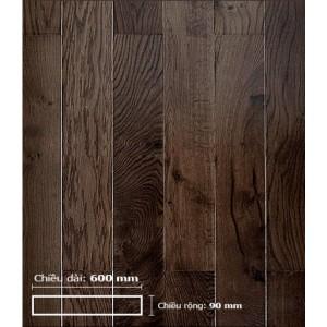 Sàn gỗ Sồi Xám 600 mm