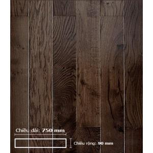 Sàn gỗ Sồi Xám 750 mm