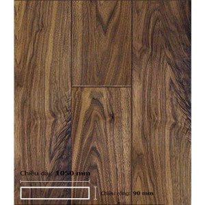 Sàn gỗ Walnut - Óc Chó 1050 mm