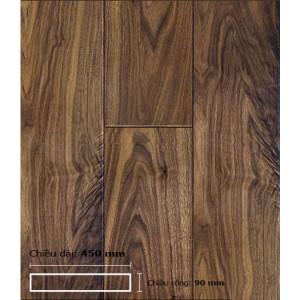 Sàn gỗ Walnut - Óc Chó 450 mm